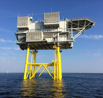 Iemants, Cofely Fabricom and CG win EnBW Hohe See contract