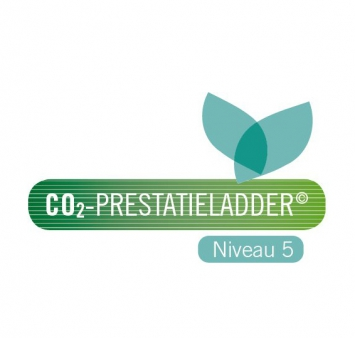 Smulders obtained level 5 of the CO2 Performance Ladder!