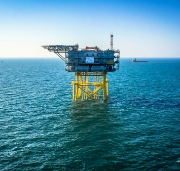 Veja Mate Offshore Project Installs OSS