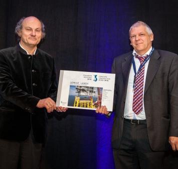Iemants wint Staalbouwprijs met Gemini substations