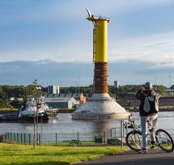 Blyth offshore wind farm project hits new milestone!