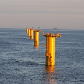 Rhyl Flats Offshore Windpark | TP