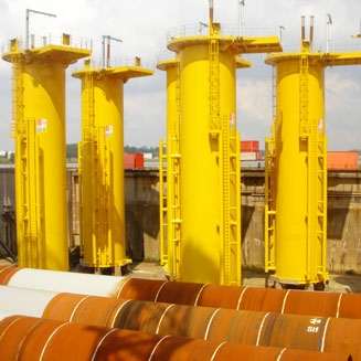 Lynn and Inner Dowsing Offshore-Windpark |TP