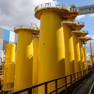 Dudgeon Offshore-Windpark | TP